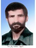Photo of شهید محمد پارسا