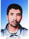 Photo of شهید محمدرضا دباغ