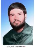 Photo of شهید محمدحسین شیخیزاده