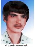 Photo of شهید محمدحسن شیخیزاده