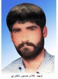 Photo of شهید غلامحسین ناظری
