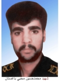 Photo of شهید محمدحسین محبى باغستانى