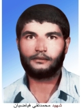 Photo of شهید محمدتقى فیاضیان
