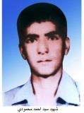 Photo of شهید سید احمد محمودى
