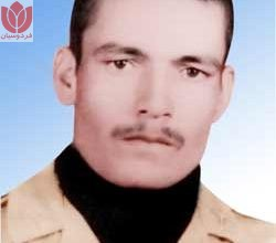 Photo of شهید جعفر گمنام