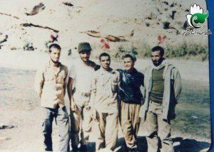 شهیدان سید حسین دولتی-پلنگی-عدالتجو