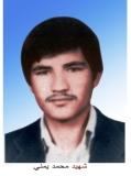 Photo of شهید محمد یمنی