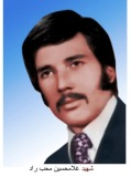 Photo of شهید غلامحسین محبراد