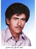 Photo of شهید سید علی سید محمدی