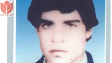 Photo of شهید عباس خزاعی آیسک