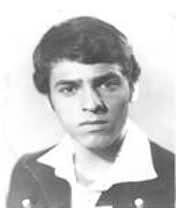 Photo of شهید علیرضا بهرامی