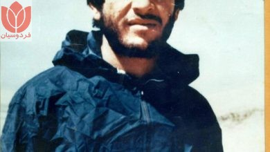 Photo of پیکر شهید سیدمحمد طبسی