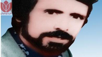 Photo of شهید علی اکبر احمدی آشتیوانی
