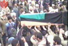 Photo of تشییع جنازه اولین شهید روستای خانیک + فیلم