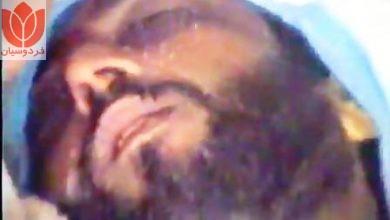 Photo of فیلم وداع با پیکر شهید عباسعلی رضایی