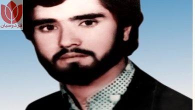 Photo of شهید علی اکبر عابدینی محبوب